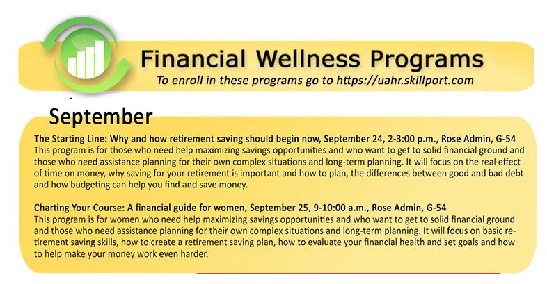 sept financial wellness