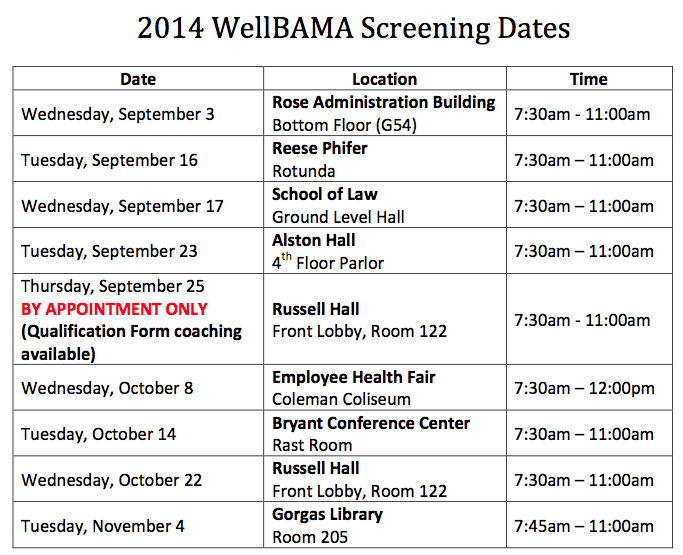 wb dates 8.18.14