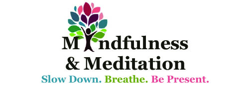 Mindfulness and Meditation Logo 2015