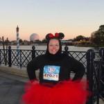 Charlottes First 5K at Disney