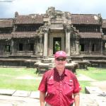 David in Cambodia in 2012