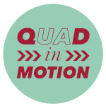 Quad in Motion logo