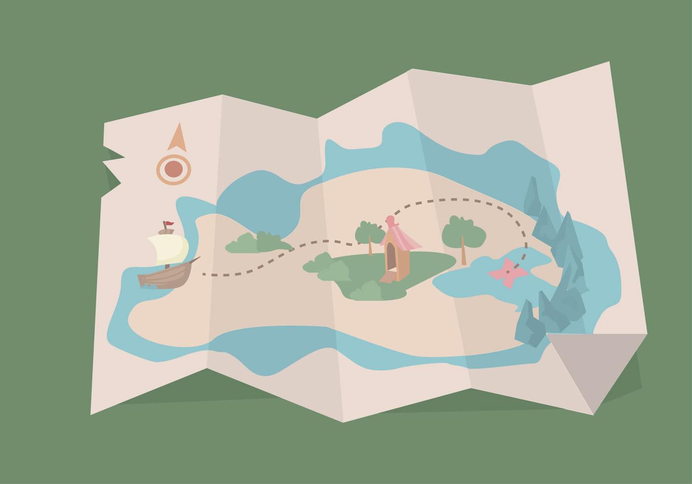 Treasure Map picture
