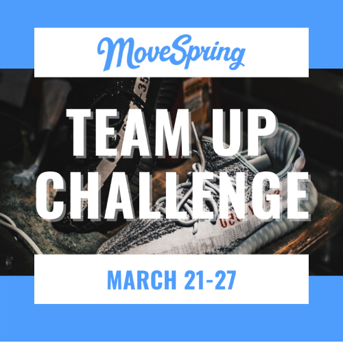 MoveSpring Team Up Challenge